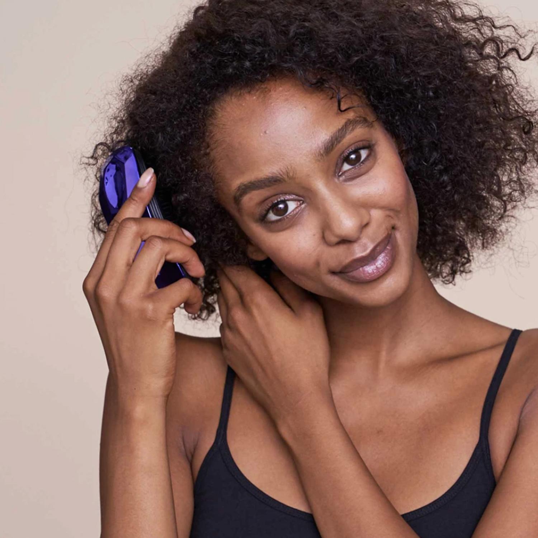 ikoo home - black - trophy wife (purple)