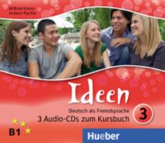 Ideen 3, 3 CDs zum Kursbuch
