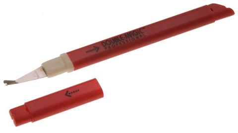 Пилочка и нож для кутикулы