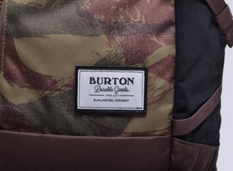 Картинка рюкзак для ноутбука Burton Prospect Brushstroke Camo - 3
