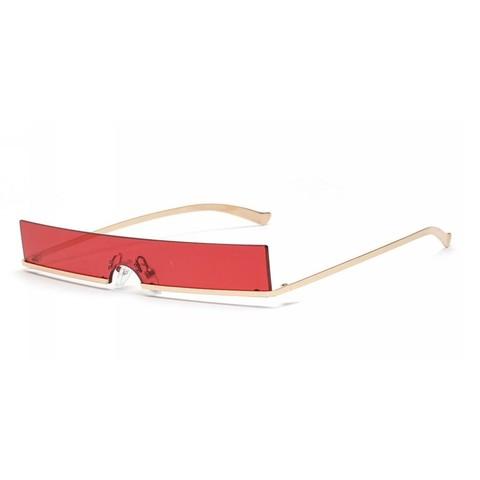 Солнцезащитные очки 1174002s Красный - фото