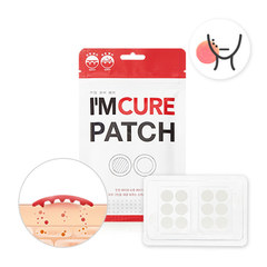 Патчи KARATICA I'm Cure Patch 12шт.