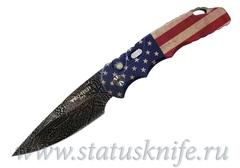 Нож Pro-Tech TR-5 Tactical Response 5 T540 Damascus