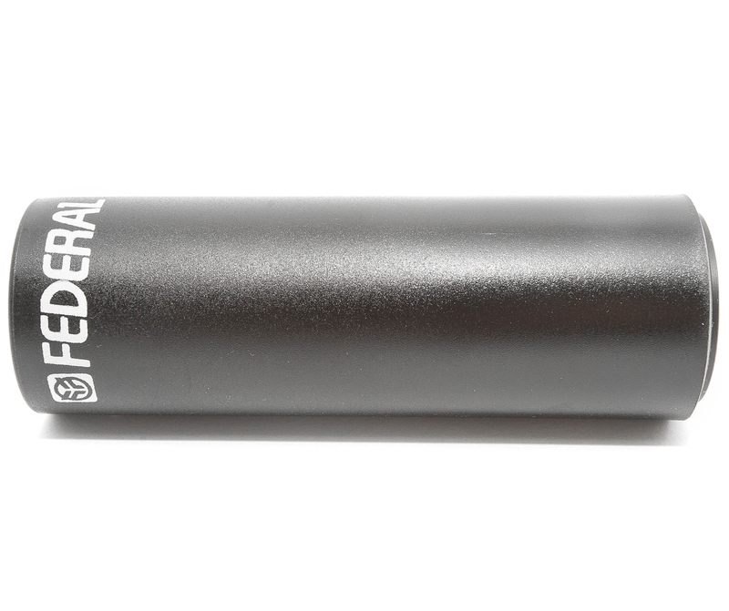 BMX Пега Federal Plastic/Cromoly 4.5 Черная