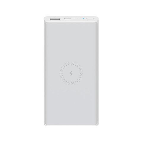 Xiaomi / Внешний аккумулятор беспроводной youth version 10000 mAh | белый