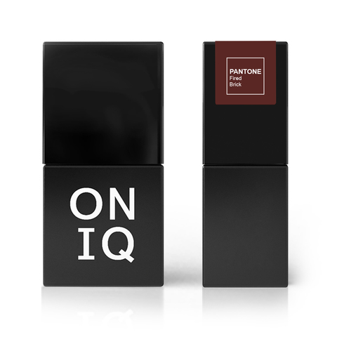 Гель-лак ONIQ -218  Fired Brick, 10 мл