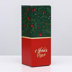 Коробка складная «Новый год», 12 х 33,6 х 12 см, 1 шт.