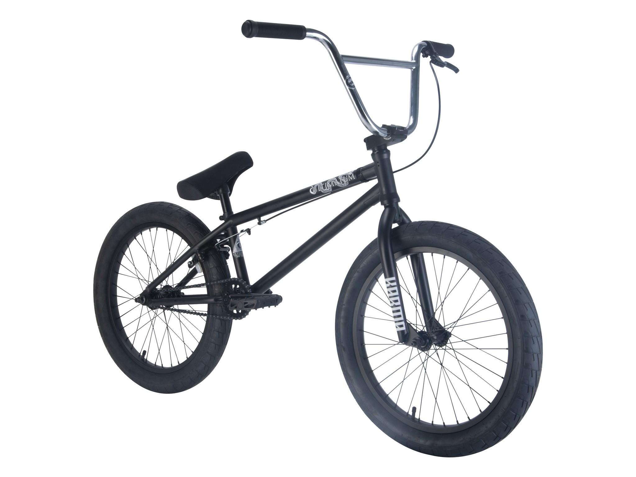 BMX Велосипед Karma Ultimatum LT 2020 (черный)