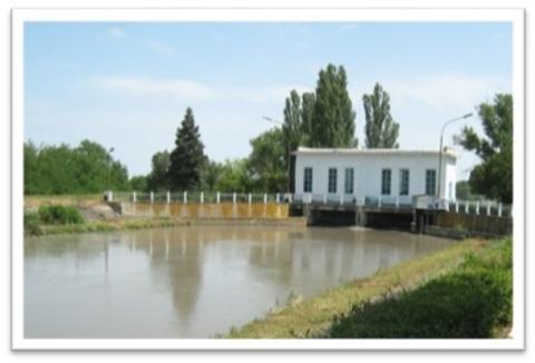 ПМООС. Реконструкция Терско-Кумского канала