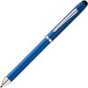 Cross Tech3+ - Metallic Blue, многофункциональная ручка со стилусом, M, BL+R