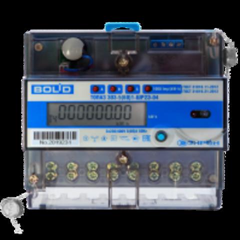 Счетчик электроэнергии трехфазный многотарифный BOLID-Топаз-303-5(60)