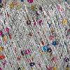 Пряжа Himalaya Yildiz 58103 (Серебро с цветными пайетками)