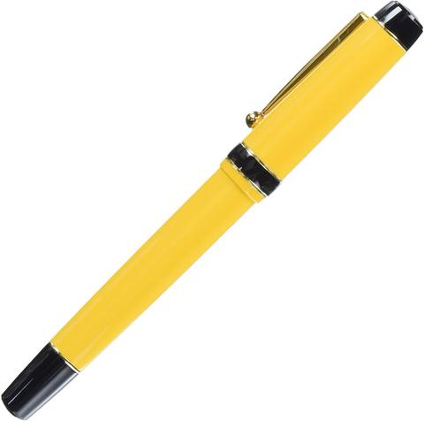 Перьевая ручка Pilot Lucina (жёлтая, перо Fine)