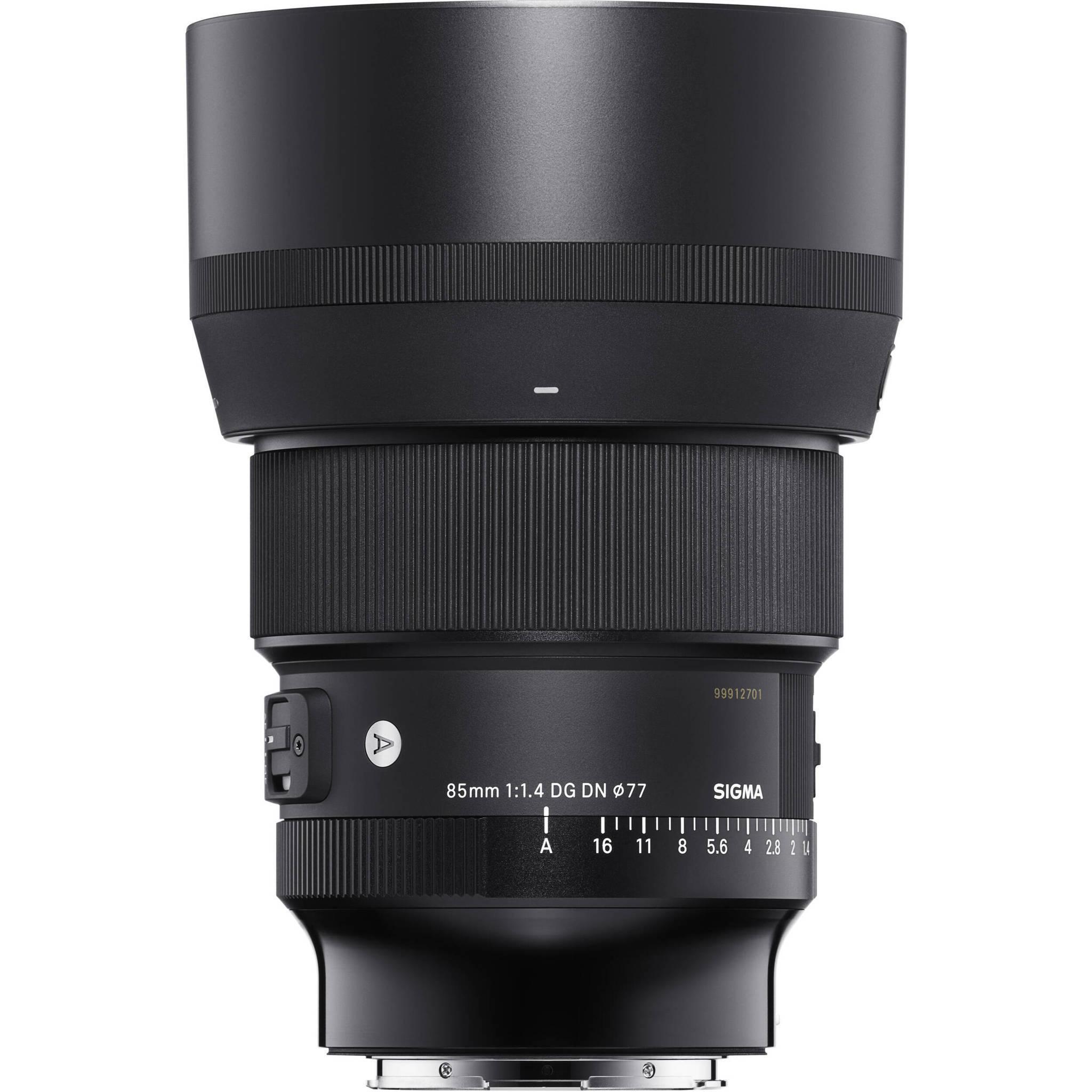 Sigma AF 85 мм F1.4 DG DN ART E купить в интернет-магазине Sony Centre Воронеж