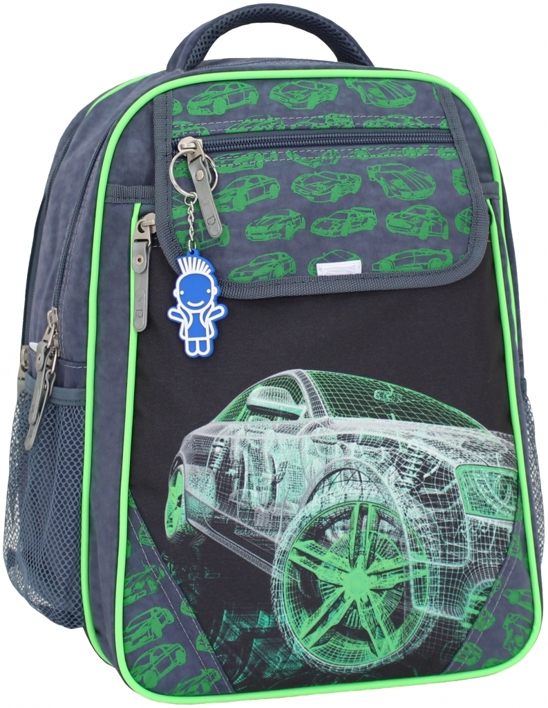 Школьные рюкзаки Рюкзак школьный Bagland Отличник 20 л. Серый (машина 16) (0058070) 349fcffc5b2e4d01b27b529f4e9bae7e.JPG