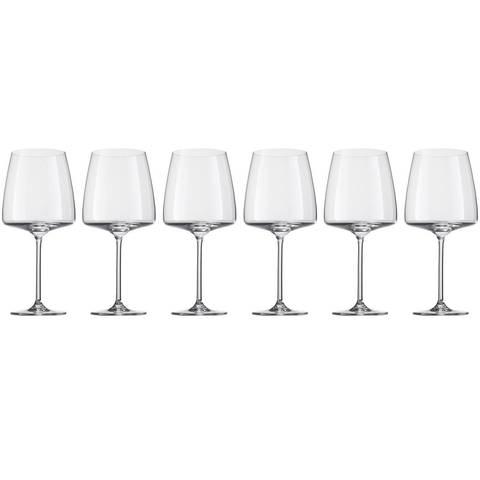 Набор бокалов для красного вина «Sensa», 710 мл