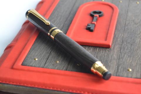 Ручка из мореного дуба №24