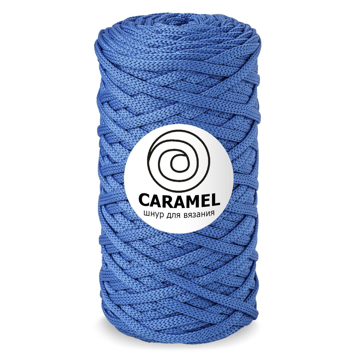 Плоский полиэфирный шнур Caramel Полиэфирный шнур Caramel Тунис new_image.jpeg