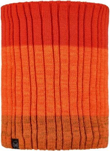 Вязаный шарф-труба с флисом Buff Neckwarmer Knitted Polar Igor Fire фото 1