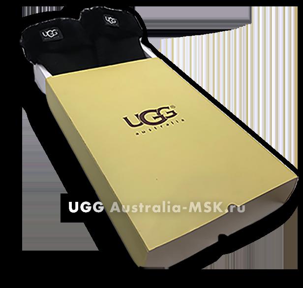 UGG  Women's Glove Three Rays Black
