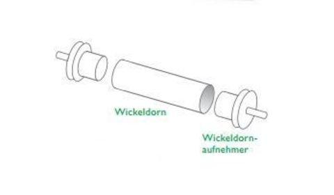 Wickeldorn 500 Шпулька для флиса