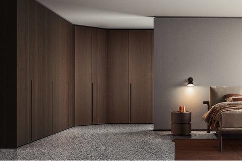 Шкаф с распашными /раздвижными  дверьми Tratto Pianca, Италия