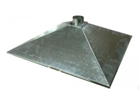 Под заказ Зонт купольный 1000х500/ф250 мм