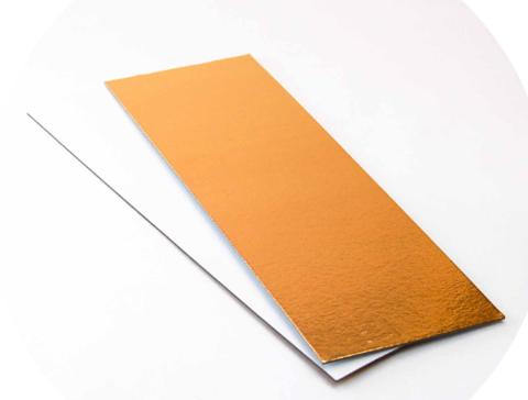 Подложка для рулета прямоугольная, 29,5*10,8см (1.5мм)