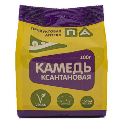 Камедь Ксантановая 100г пакет Продуктовая Аптека