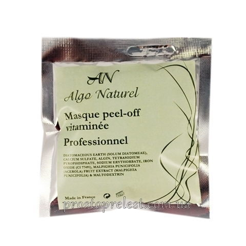 Algo Naturel Masque peel-off vitaminée - Альгінатна маска Вітамінна