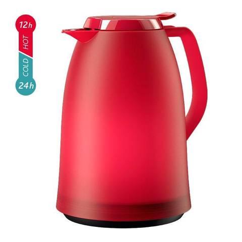 Термос-чайник Emsa Mambo (1 литр), красный