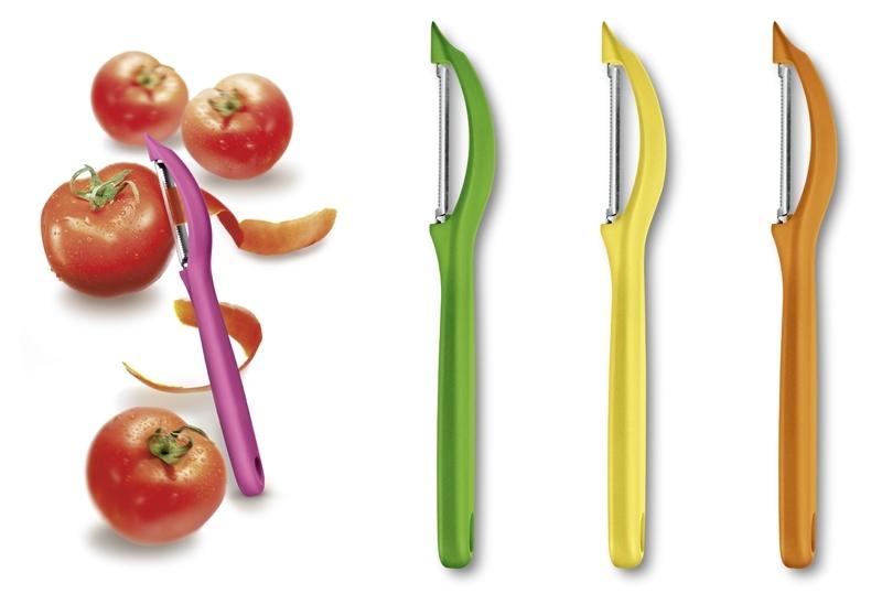 Victorinox Universal Peeler 7.6075 - универсальная овощечистка для овощей и фруктов | Wenger-Victorinox.Ru