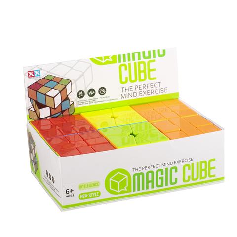 Кубик рубик все формы 6 шт/уп