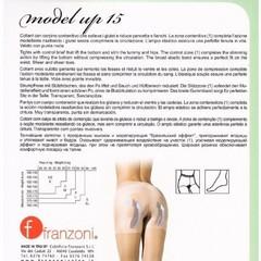 Franzoni Model-Up 15