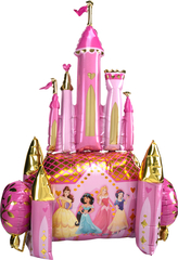 А Ходячая фигура, Замок Принцессы, 35