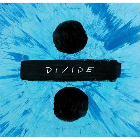 Виниловая пластинка. Ed Sheeran - Divide