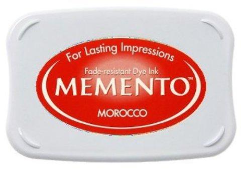 Штемпельная подушечка MEMENTO - MOROCCO
