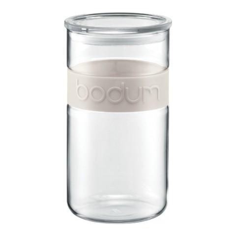 Банка для хранения Bodum Presso (2 литра), белая
