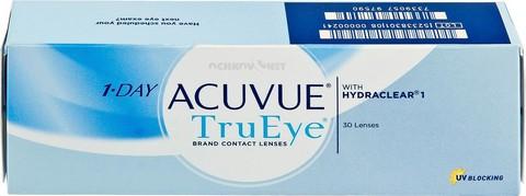 1-Day Acuvue TruEye 30шт BC 8.5