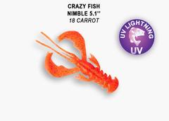 Силикон CRAZY FISH NIMBLE 5