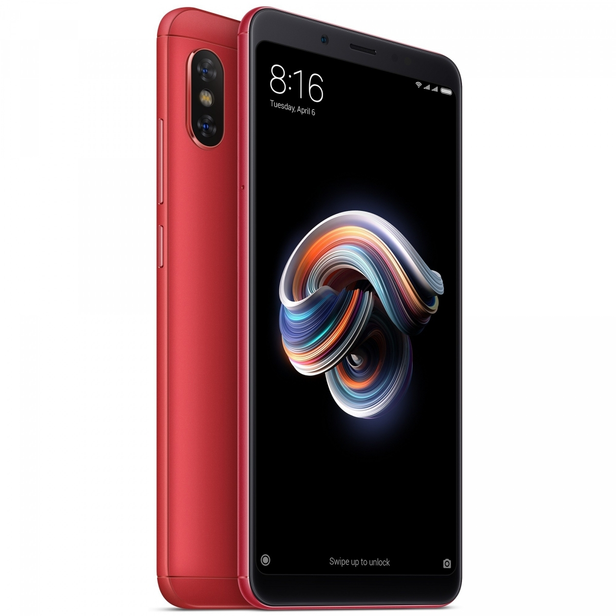 Xiaomi Redmi Note 5 4/64Gb Red (Global Version)