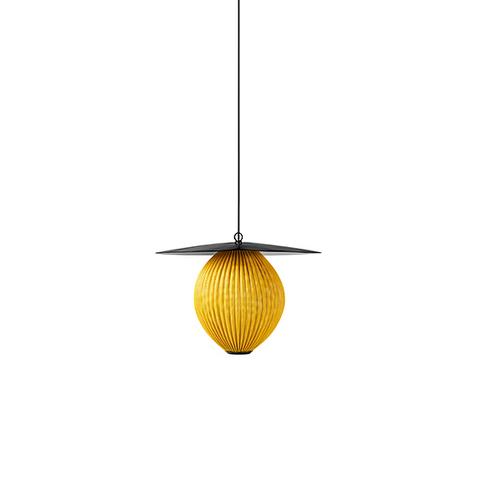 Подвесной светильник копия Satellite by Gubi M (желтый)