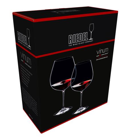 Набор из 2-х бокалов для вина Pinot Noir (Burgundy Red) 700 мл, артикул 6416/07. Серия Vinum