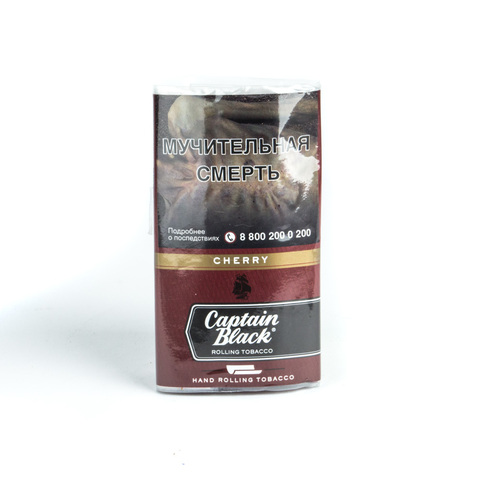 Табак Captain Black Cherry 30 г (сиг)