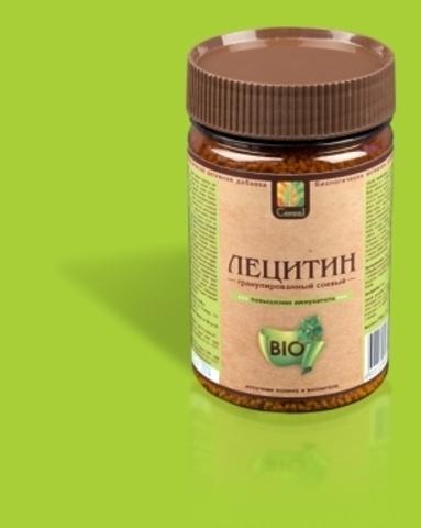 Лецитин гранулированный соевый, 150 гр. (Цереал)