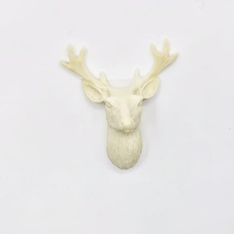 Отливка Голова оленя, 6х5х3,5см