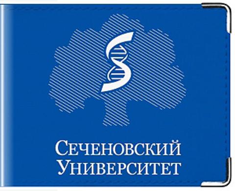 """Обложка для студенческого билета """"МГМУ"""" (3)"""