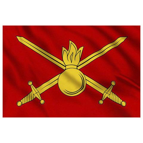 Флаг СВ ВС РФ (90*135см)