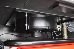 Бензиновый генератор установленный во всепогодный шумозащитный кожух