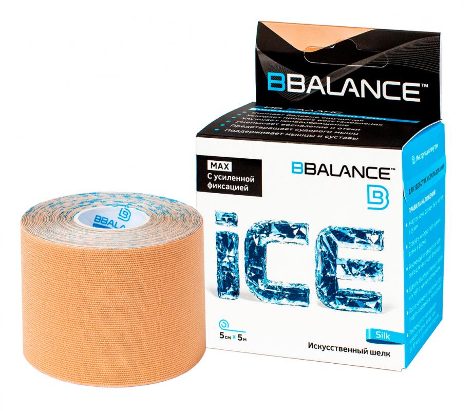Кинезио BBTape ICE МАХ 5см. x 5м.